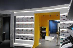 ristrutturazione negozi roma