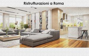 Ristrutturazioni Roma case e negozi